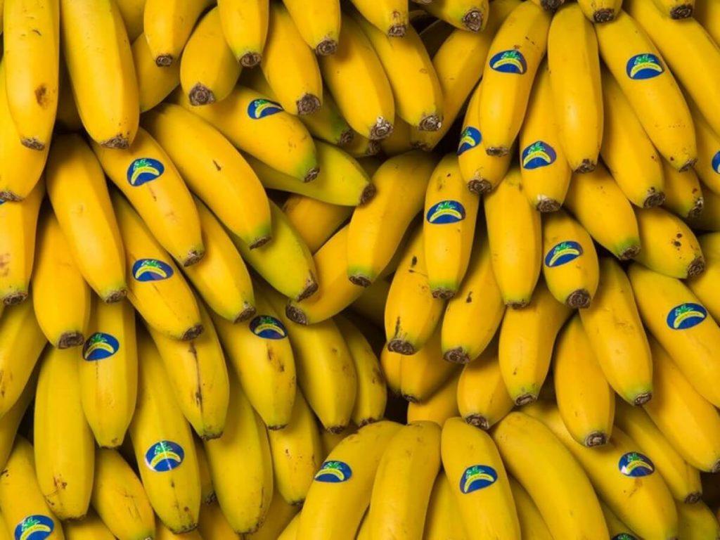 El plátano en el deporte